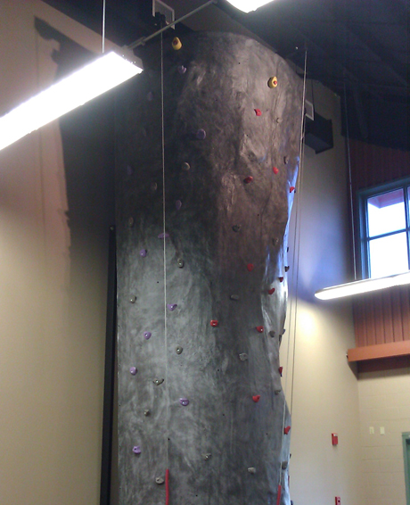 Indoor Climbing Tower